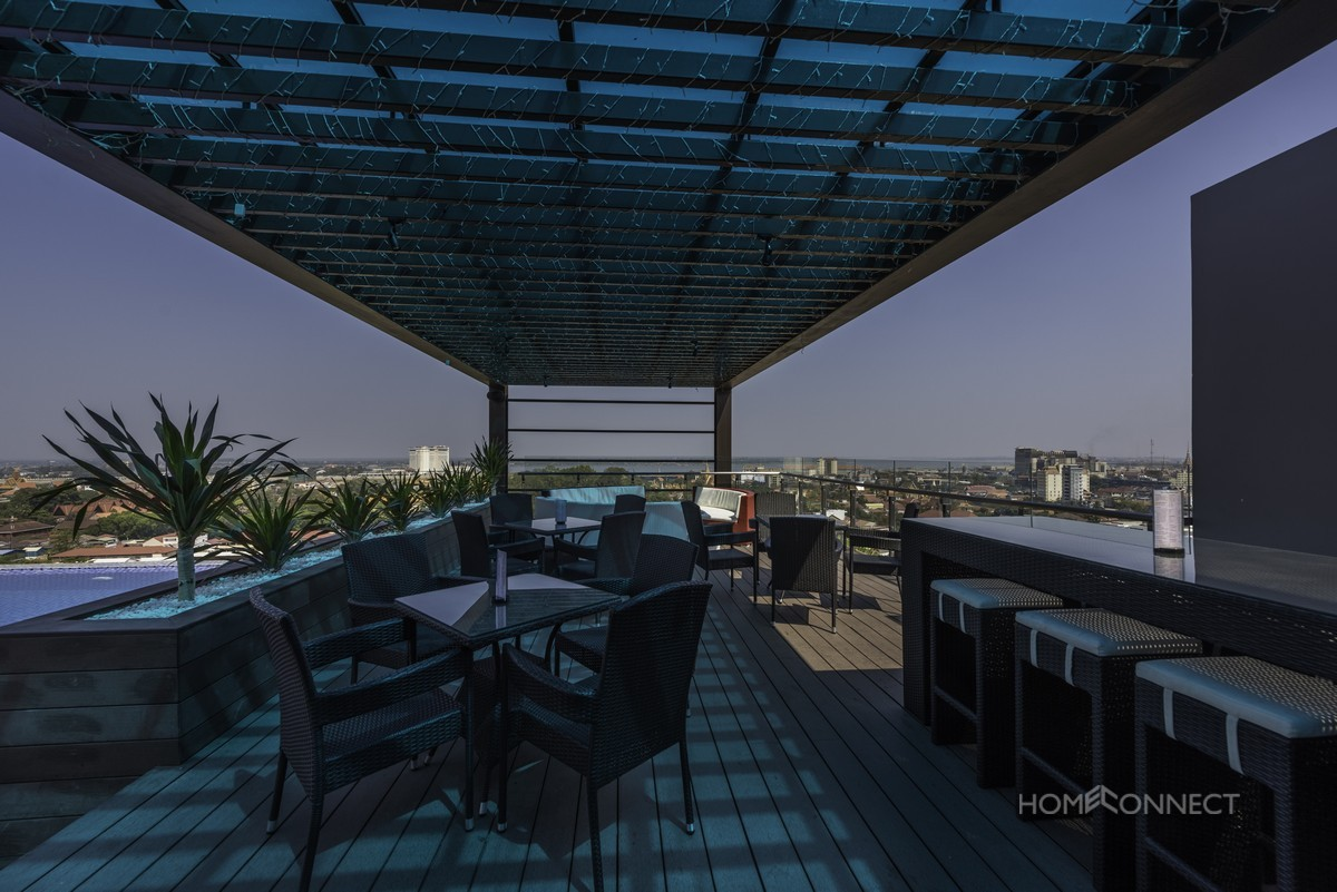 Modern 1 bedroom luxury apartment in Daun Penh