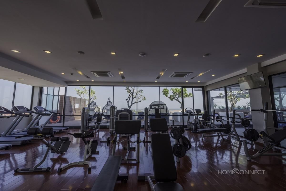 Luxury studio apartment located in Daun Penh