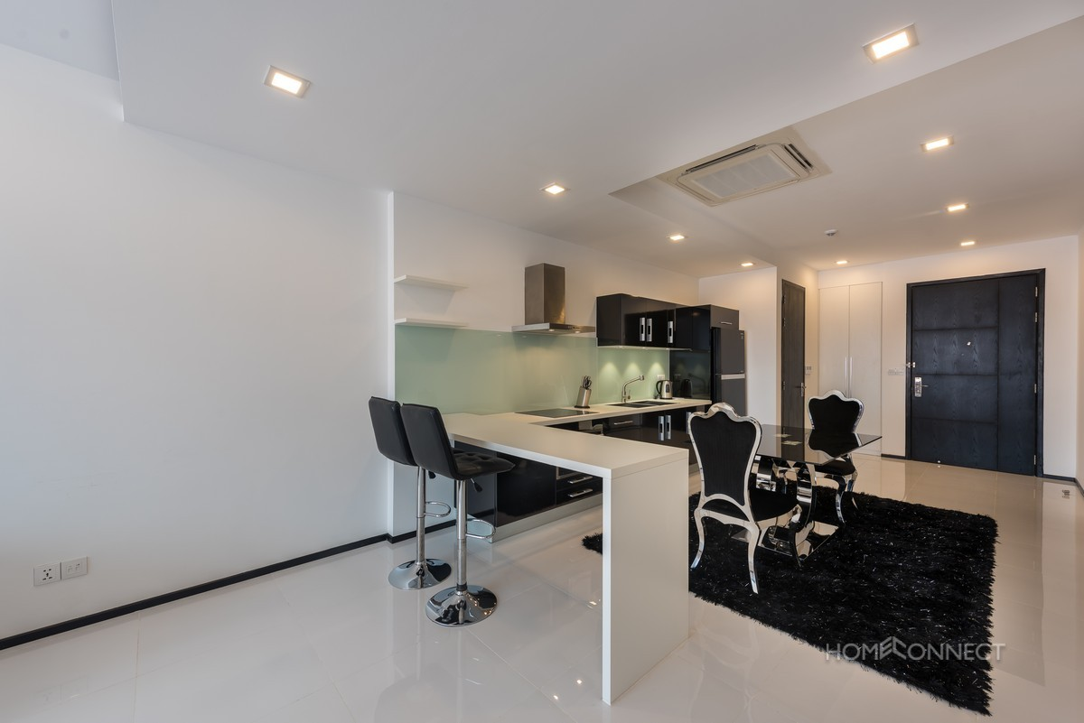 Fantastic new 3 bedroom apartment in the heart of the city
