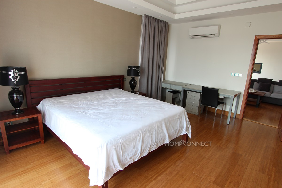 rent flat in phnom penh