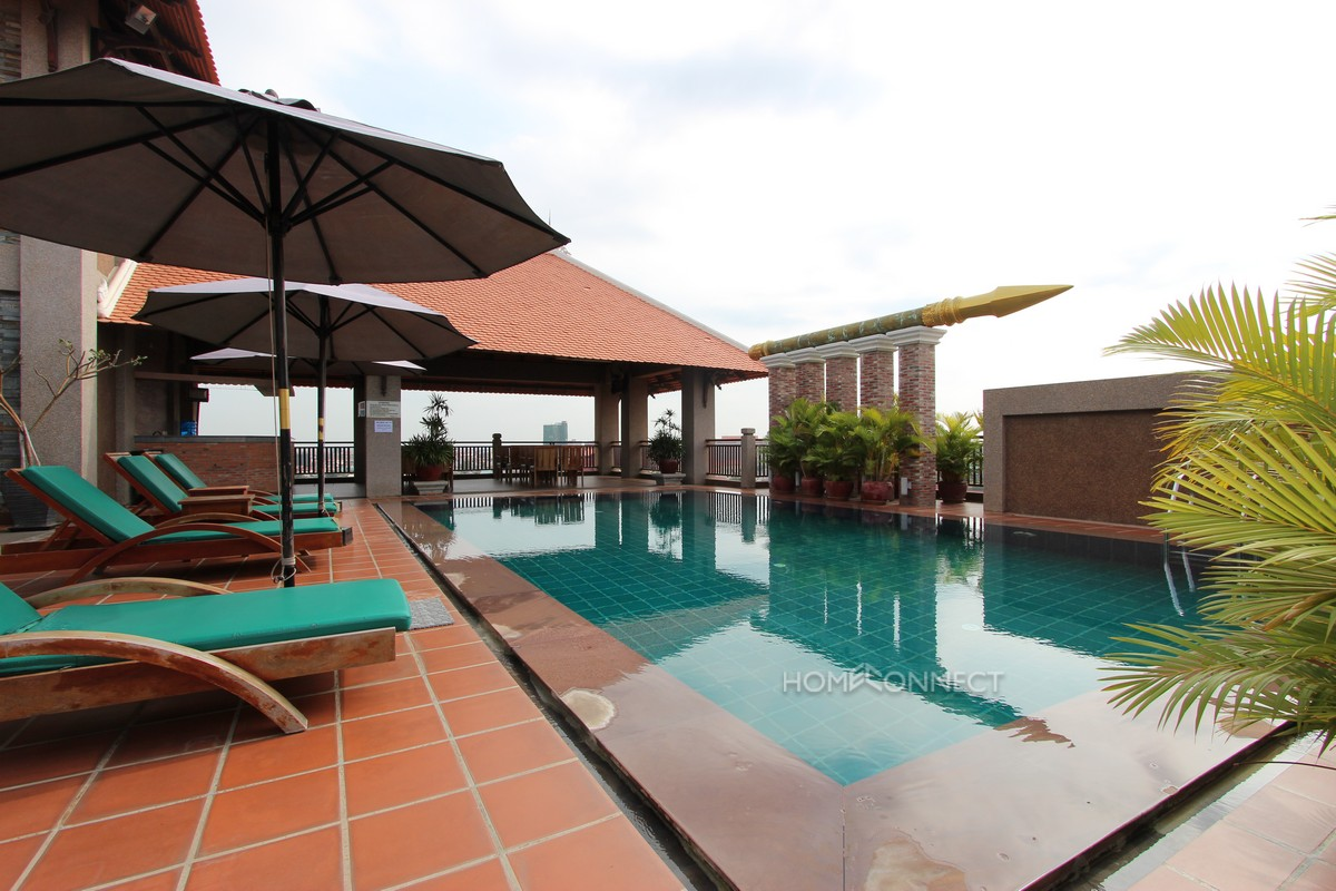 Spacious 2 bedroom apartment in Toul Kork