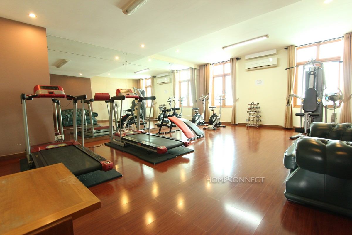 Modern 2 bedroom apartment situated in Toul Kork