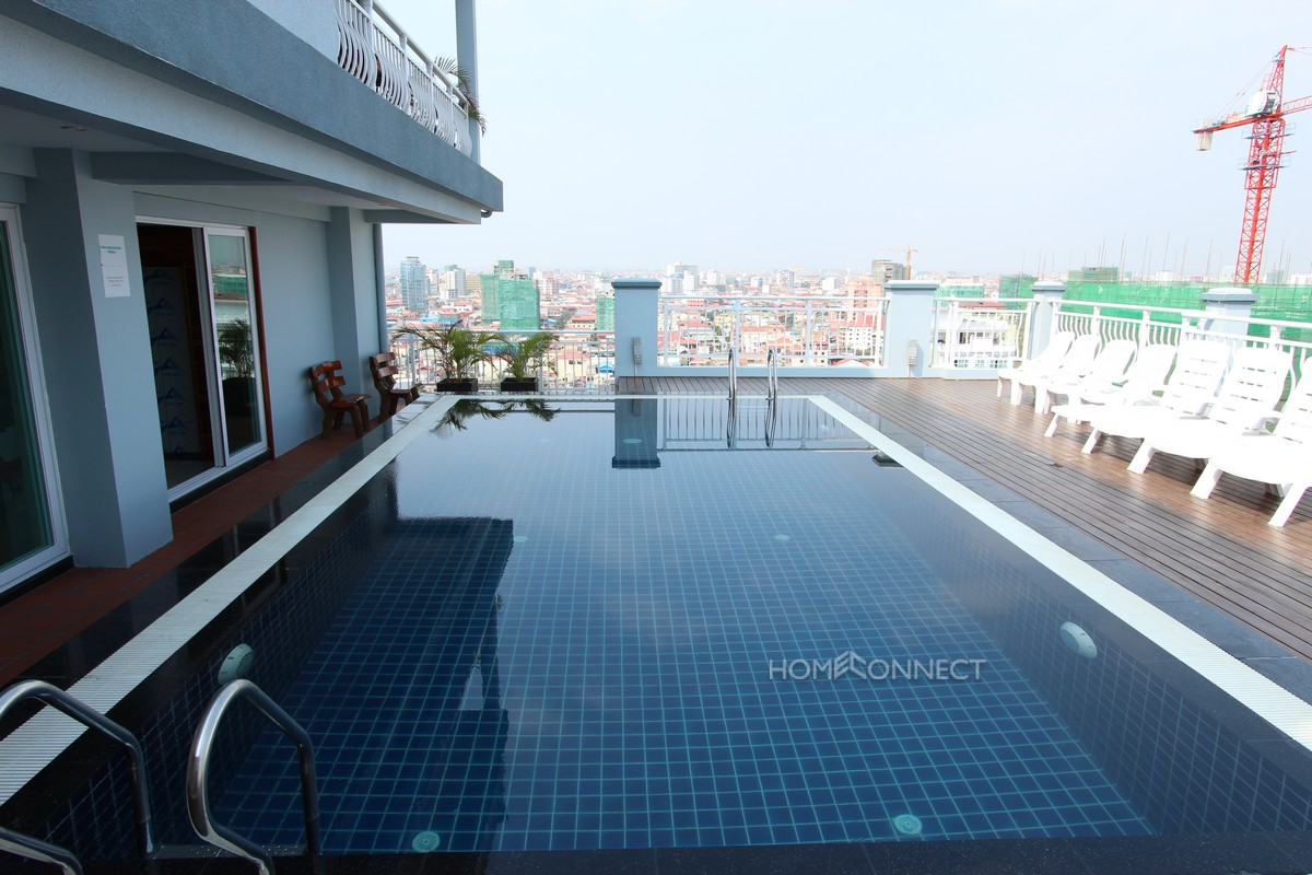 Modern Studio Apartment in BKK3
