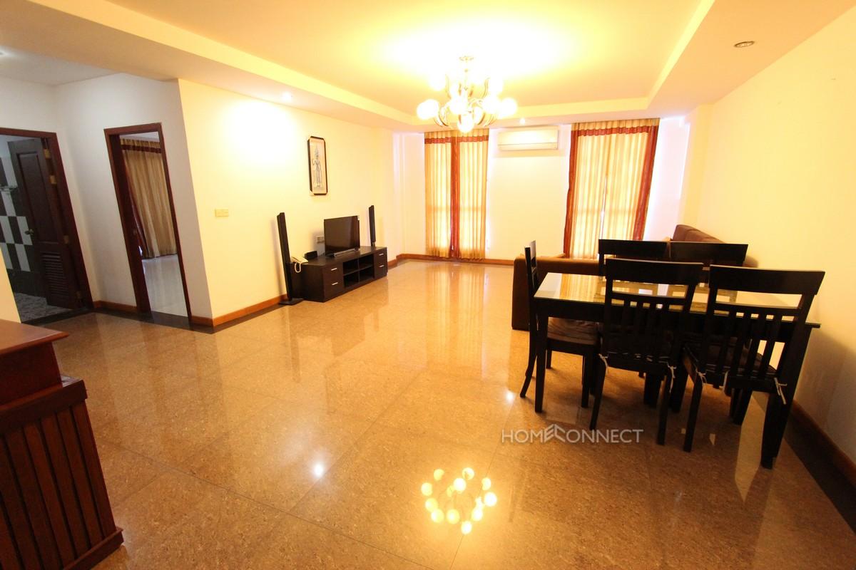 Fully serviced modern apartment near Riverside