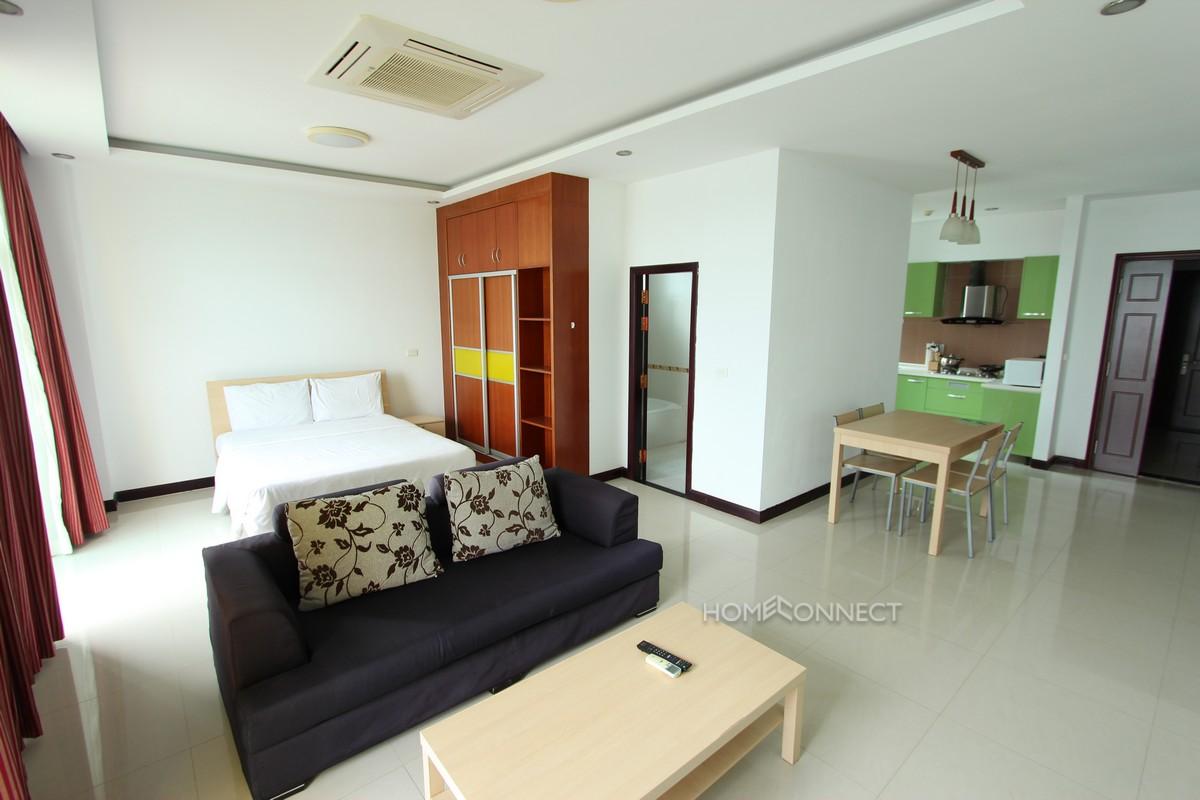 Modern Condo Studio in Chroy Chongva