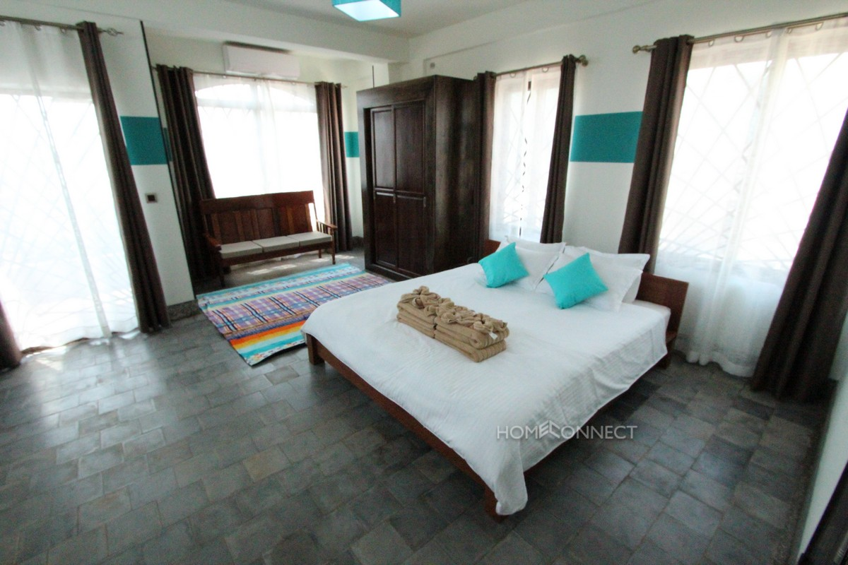 New Central 1 Bedroom Apartment in BKK2