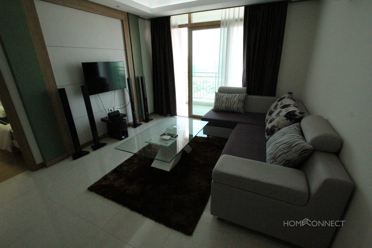 Luxury 1 bedroom apartment located in BKK1