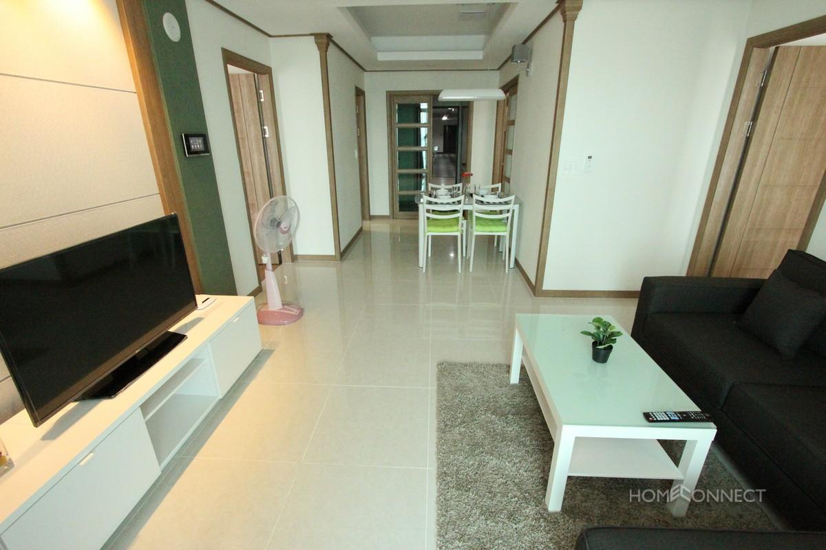 Modern 2 bedroom apartment in the heart of BKK1