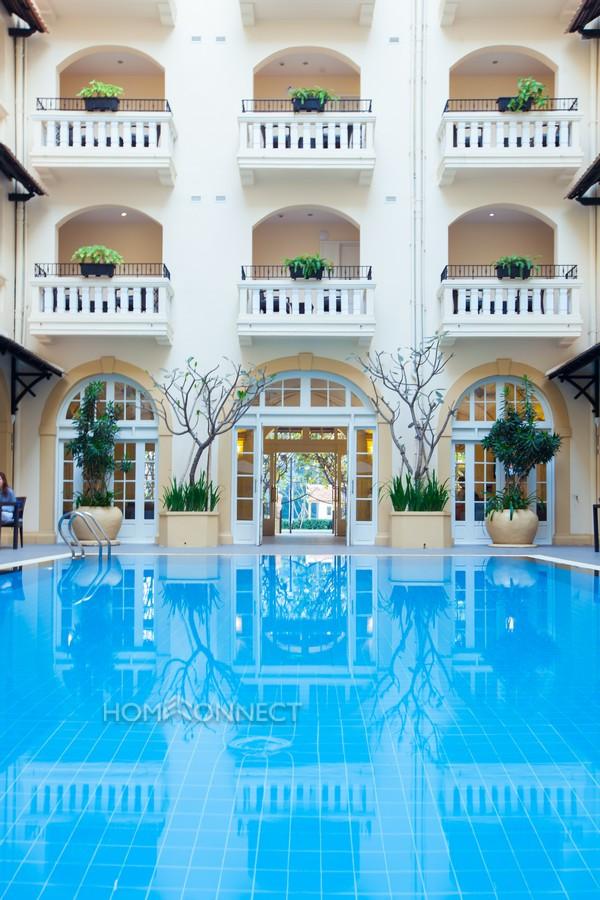 Luxury 1 bedroom apartment in Wat Phnom