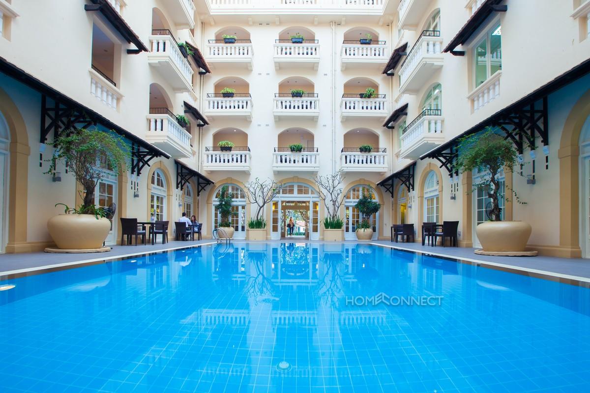 Luxury 3 bedroom apartment in Wat Phnom