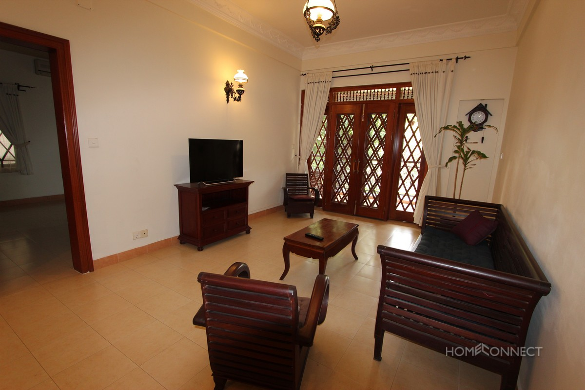 Central 2 Bedroom Apartment in BKK1 | Phnom Penh