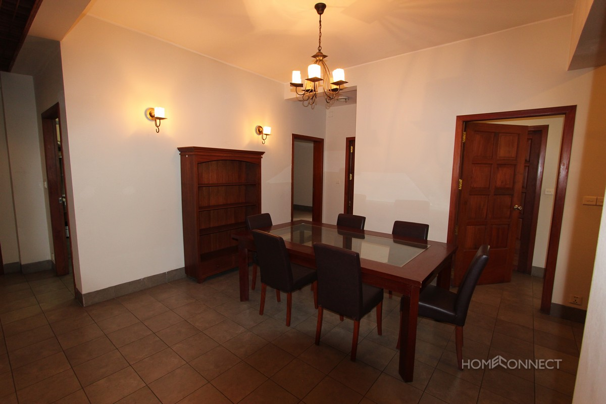 Comfortable Apartment in the Heart of BKK1 | Phnom Penh