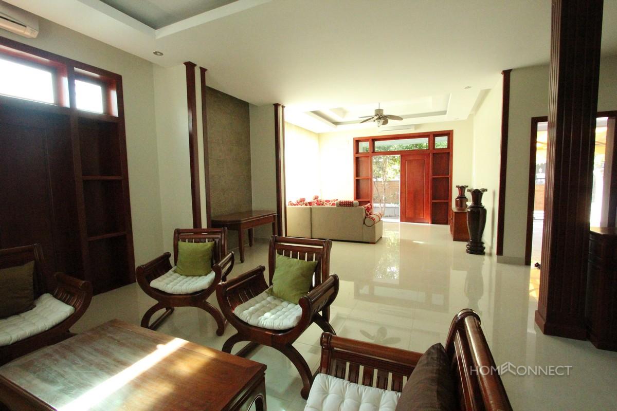 Secure 3 Bedroom Villa in Central Phnom Penh