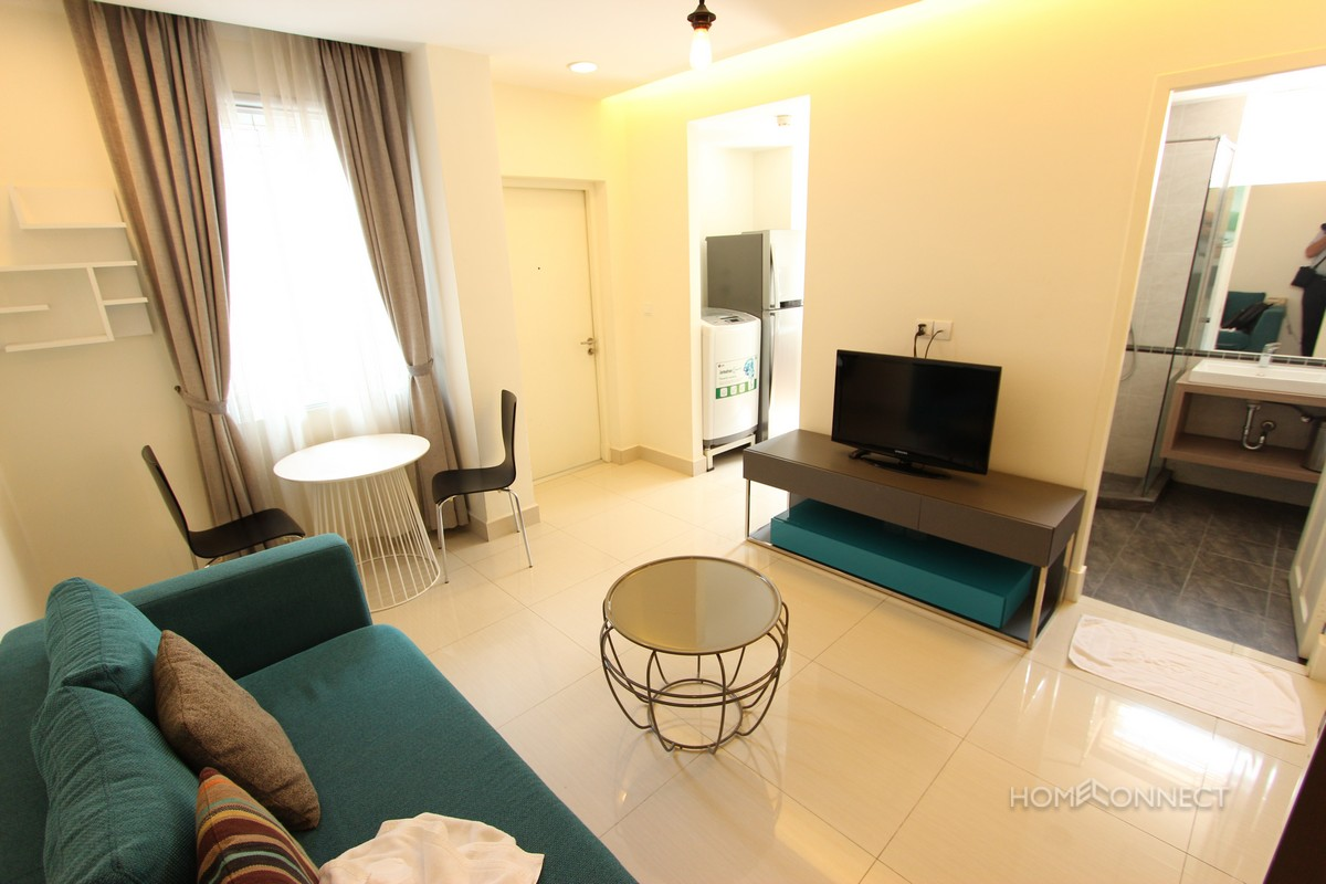 Cozy 1 Bedroom Apartment Near Russian Market   Phnom Penh