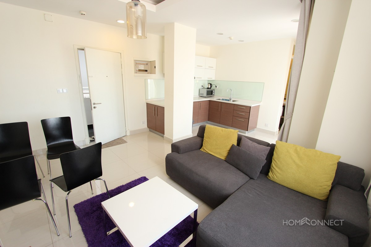 Modern and Convenient Russian Market Apartment | Phnom Penh