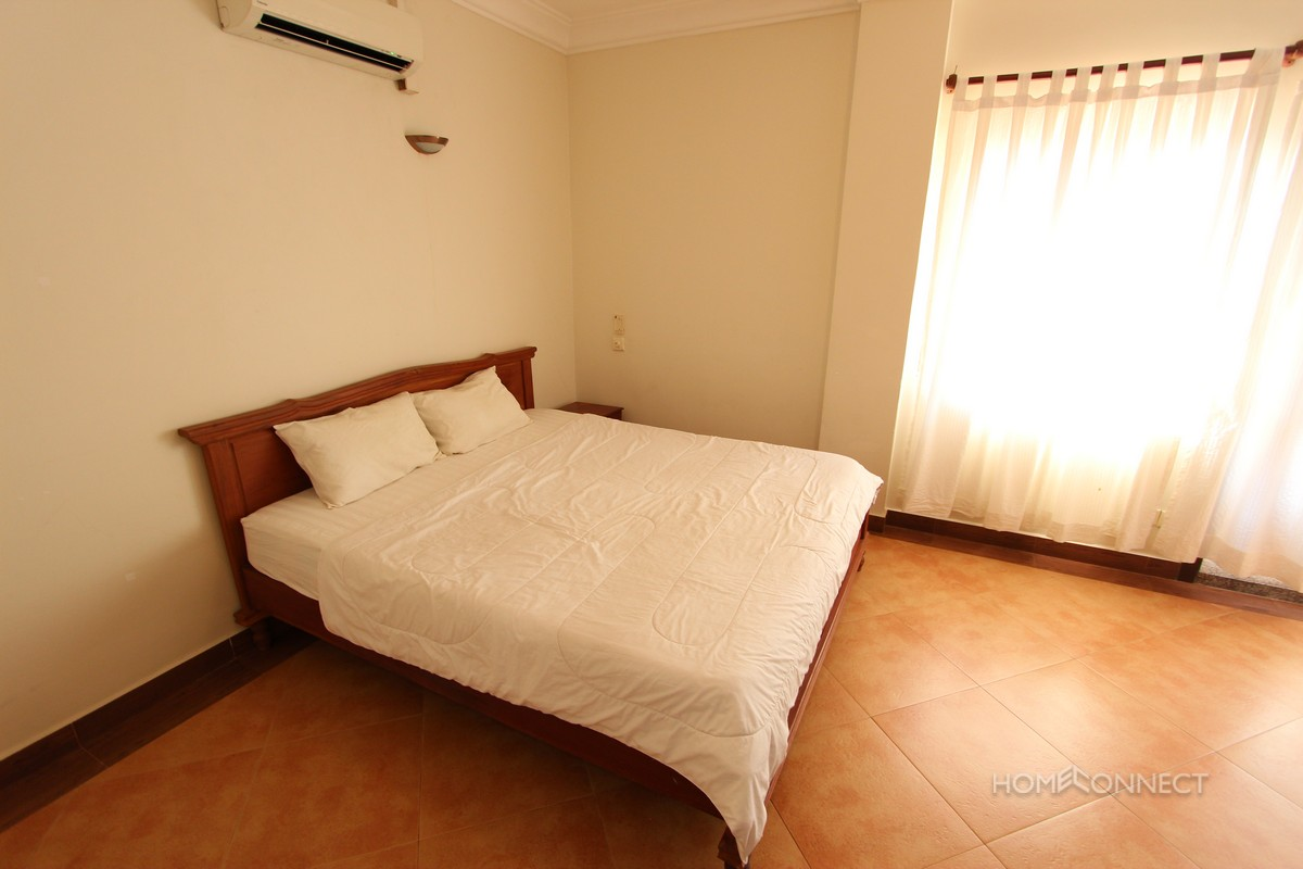 Cosy 1 Bedroom Apartment in Toul Tom Poung | Phnom Penh