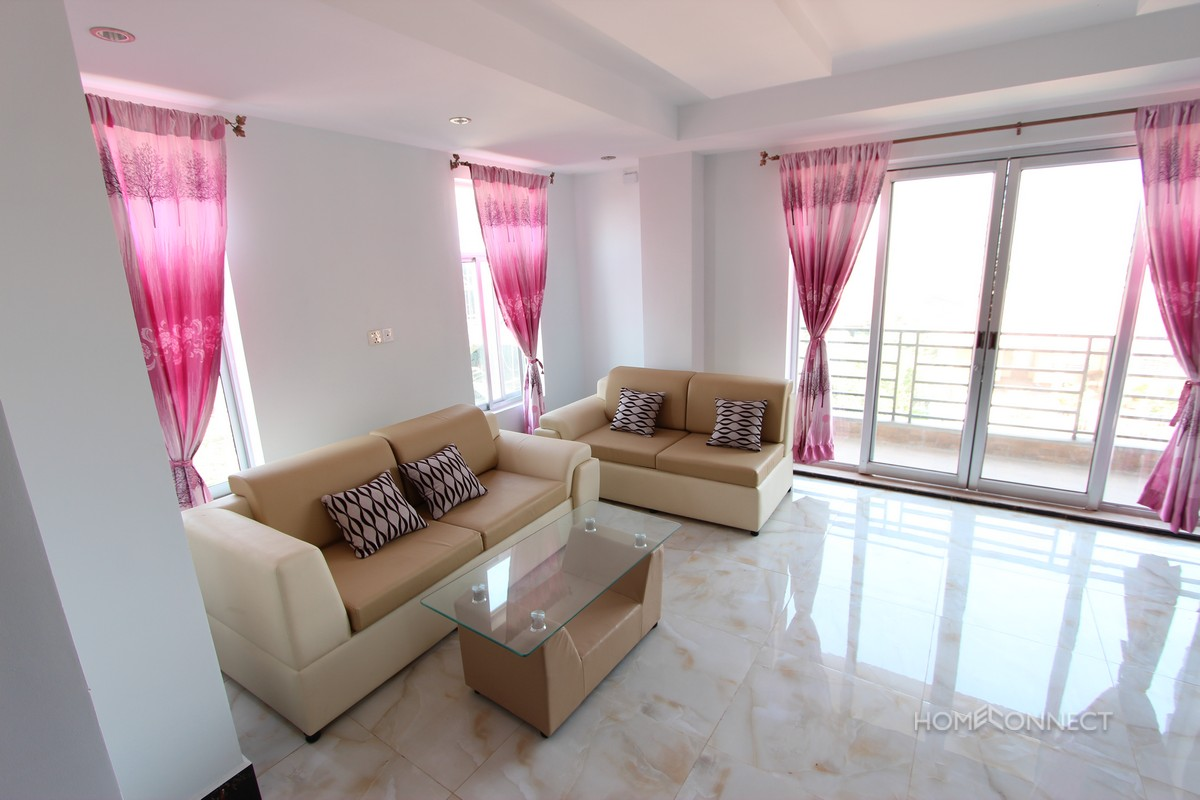 Newly Constructed Apartment in Toul Tom Poung | Phnom Penh