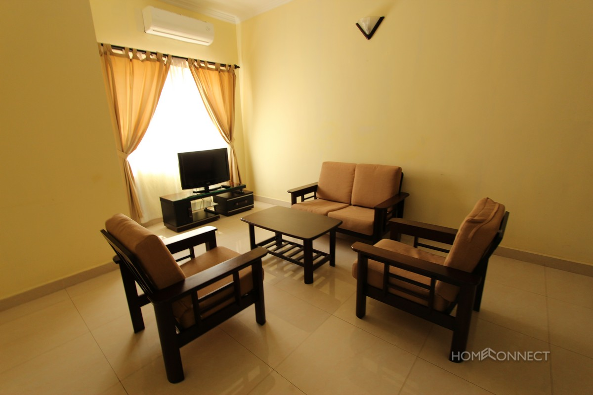 Modern 2 Bedroom Apartment Close to Independence Monument | Phnom Penh