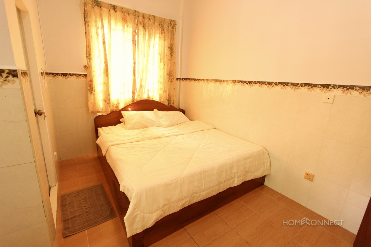 Roomy 2 Bedroom Apartment in BKK3 | Phnom Penh