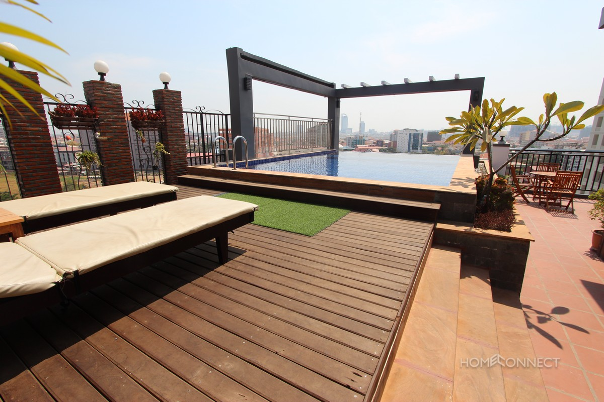 Modern 2 Bedroom Apartment in Toul Kork | Phnom Penh