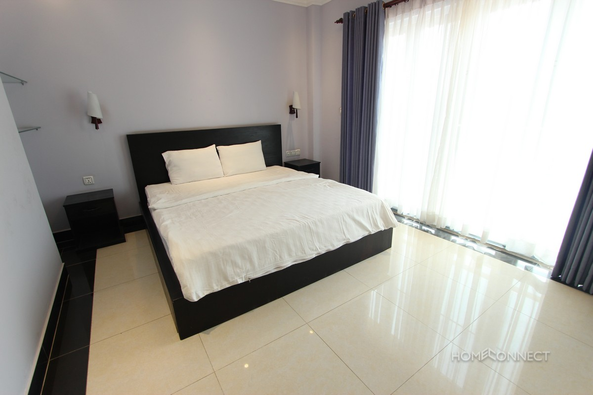 Stylish 2 Bedroom Apartment Close to Russian Market | Phnom Penh