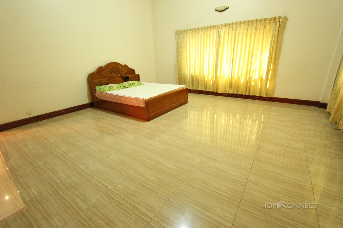 Cosy 4 Bedroom Villa in Toul Kork | Phnom Penh