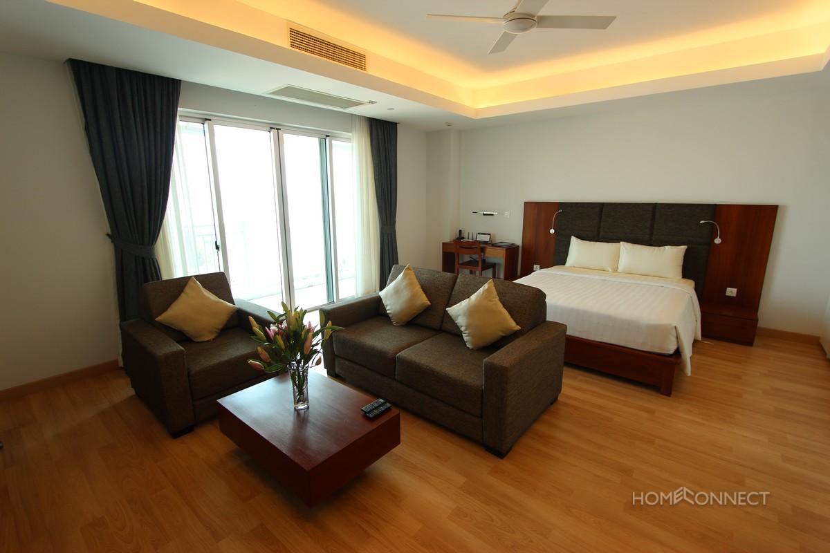 Modern Studio Apartment in Chroy Chungva | Phnom Penh