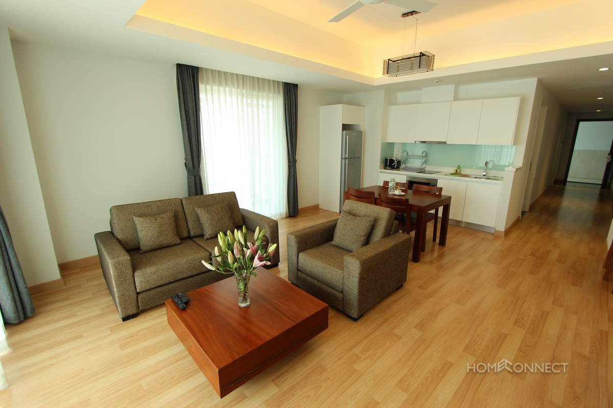 Well Appointed 2 Bedroom Apartment in Chroy Chungva | Phnom Penh