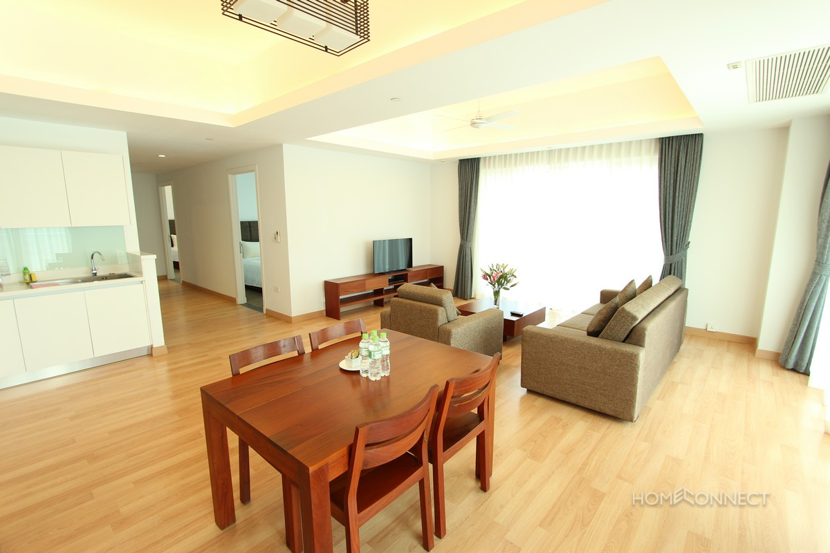Luxurious 2 Bedroom Apartment Situated in Chroy Chungva | Phnom Penh
