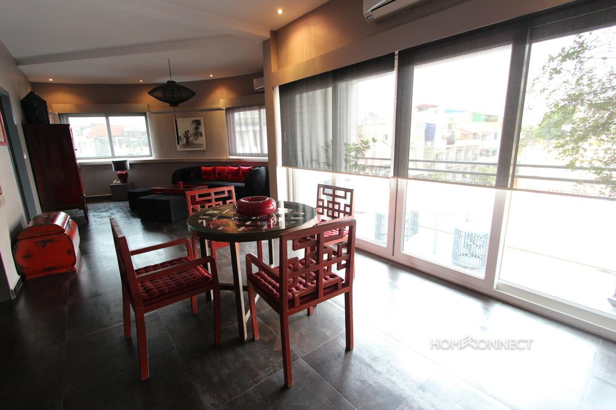 Stylish Two Bedroom Apartment Close to Riverside | Phnom Penh