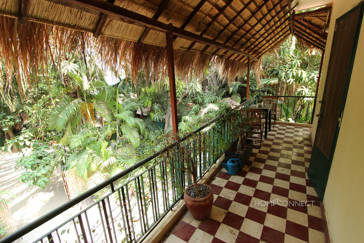 Leafy and Green Villa in the Heart of Daun Penh | Phnom Penh