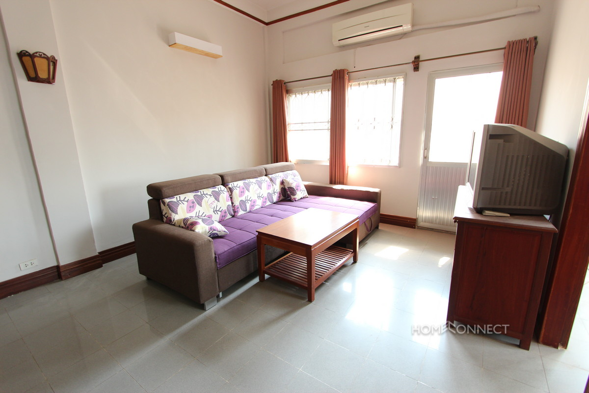 Comfortable 2 Bedroom Apartment in Toul Tom Poung | Phnom Penh