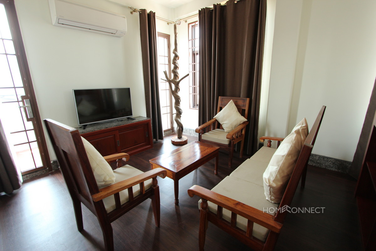 Fabulous 2 Bedroom Penthouse in BKK2 | Phnom Penh