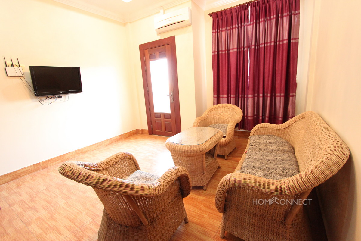 Affordable 2 Bedroom Apartment in Toul Kork | Phnom Penh