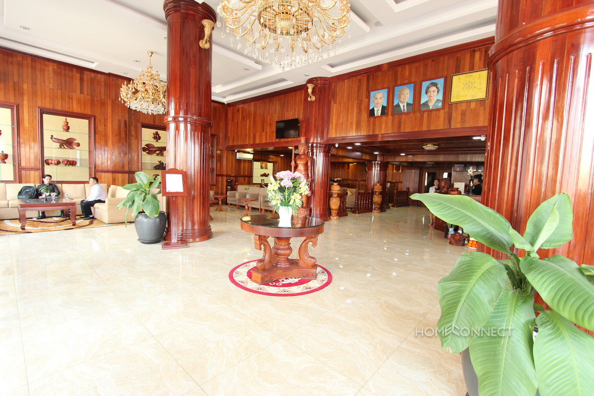 New and Luxurious 2 Bedroom Apartment in Toul Kork | Phnom Penh