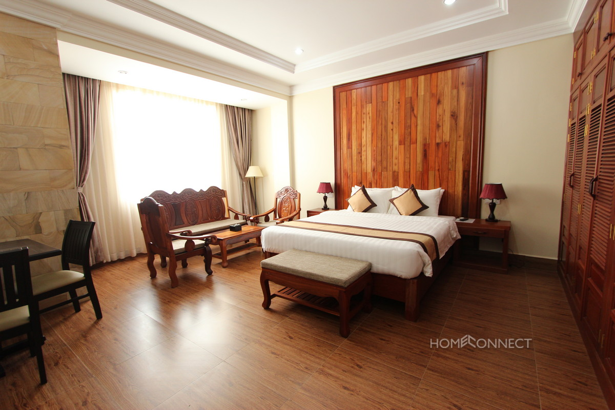 New and Luxurious Studio Apartment in Toul Kork | Phnom Penh