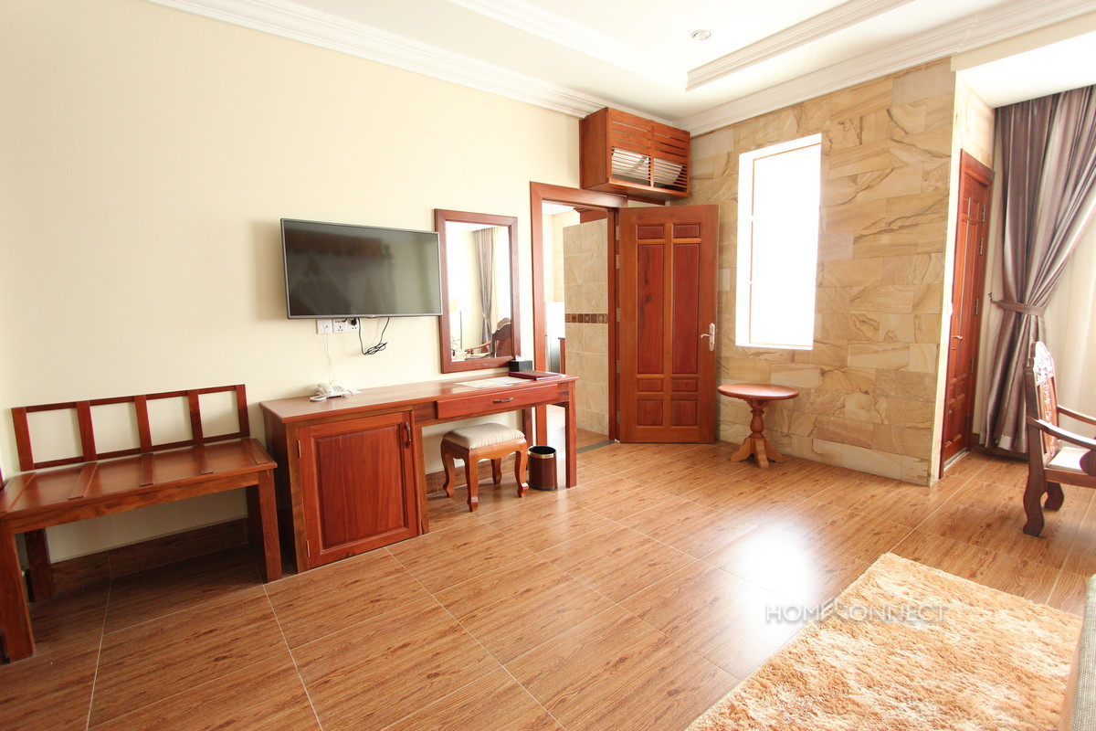 New and Luxurious 1 Bedroom Apartment in Toul Kork | Phnom Penh