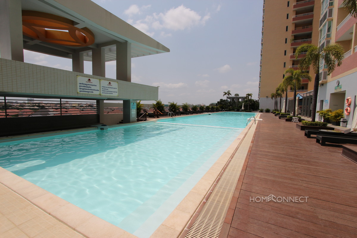 Modern 2 Bedroom Condominium in Tonle Bassac | Phnom Penh