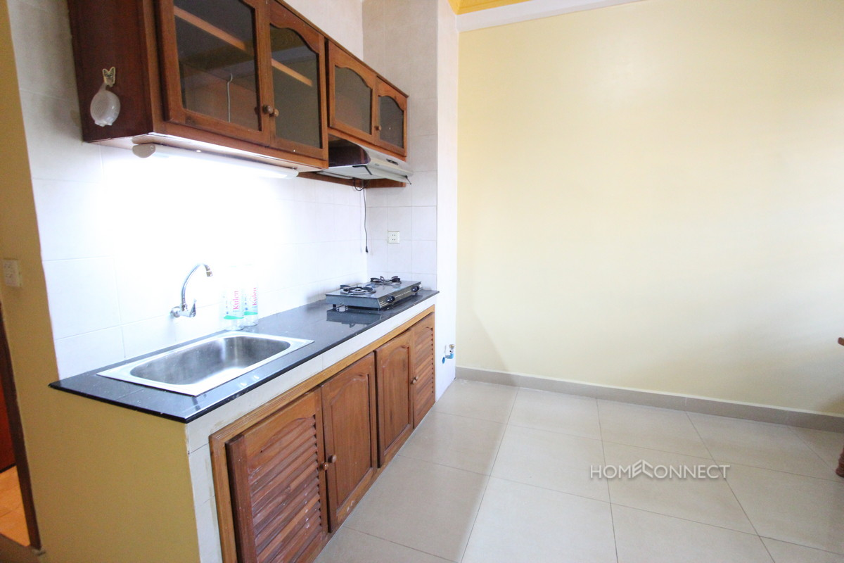 Cozy 1 Bedroom Apartment in Daun Penh | Phnom Penh
