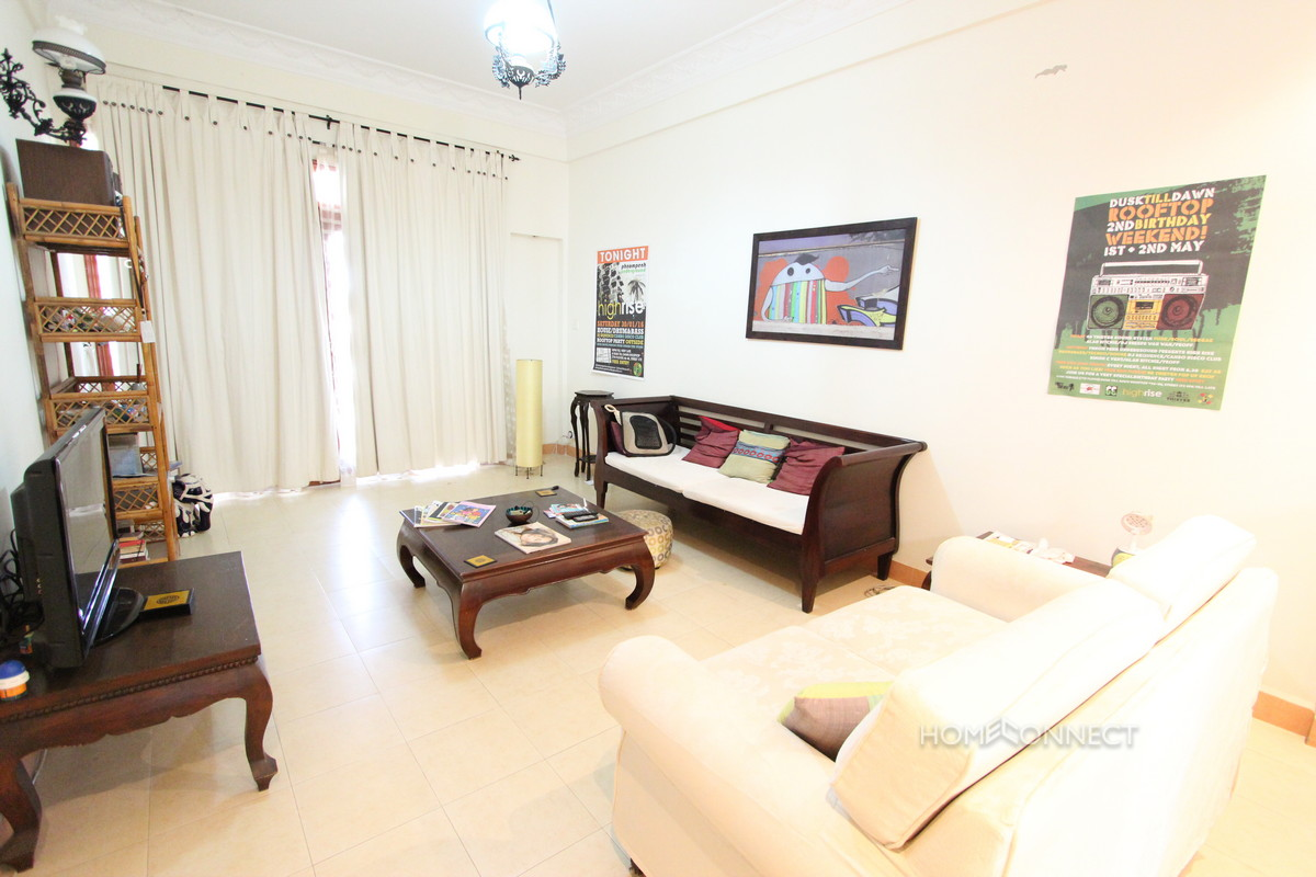 Attractive 2 Bedroom Apartment For Rent In BKK1 | Phnom Penh
