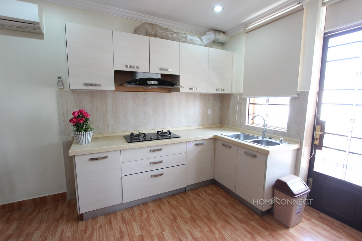 Modern 2 Bedroom Apartment Close to Russian Market | Phnom Penh