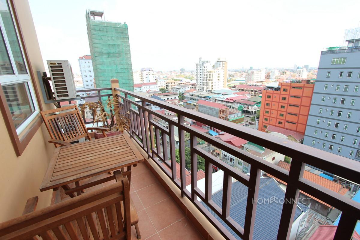 Modern 1 Bedroom Apartment Near Russian Market   Phnom Penh