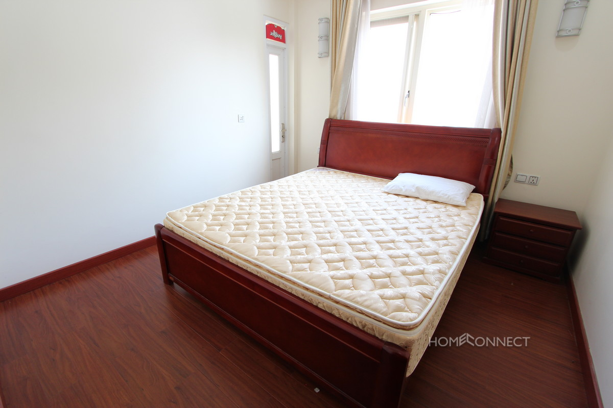 Large 2 Bedroom Apartment Beside The Royal Palace | Phnom Penh
