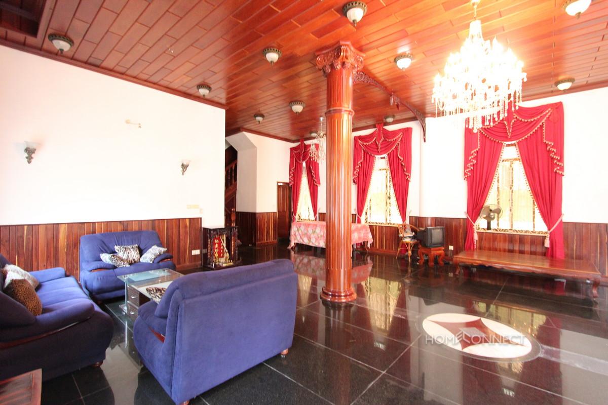 Central 6 Bedroom Villa Near the Olympic Stadium | Phnom Penh