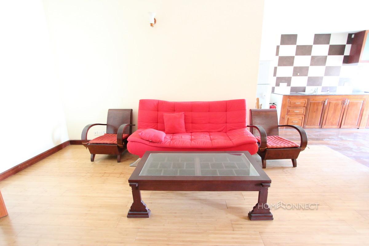 Cozy 1 Bedroom Apartment in Toul Kork | Phnom Penh