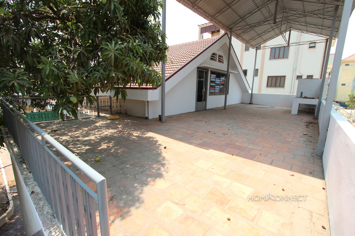 Small Commercial Villa in the Western District of Toul Kork | Phnom Penh