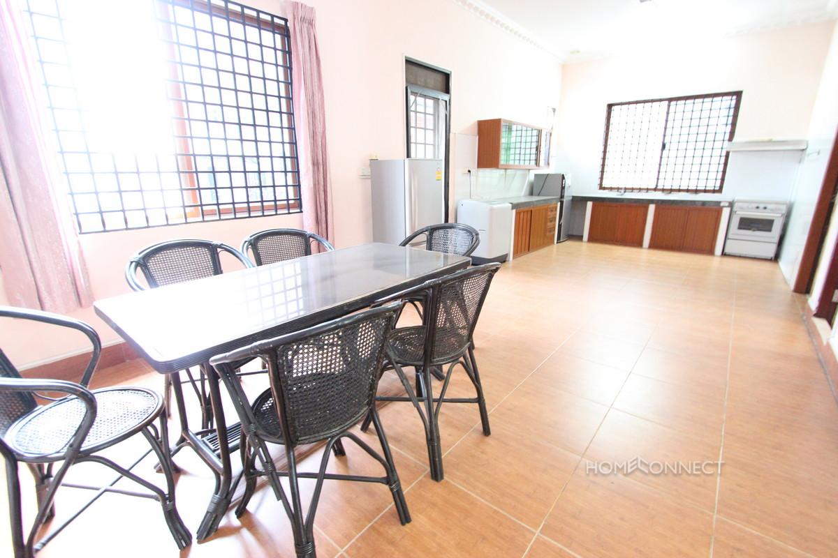 Roomy 3 Bedroom Apartment in BKK3 | Phnom Penh