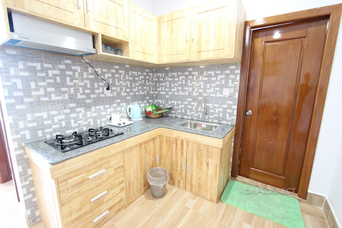 New 2 Bedroom Apartment Near the Russian Market | Phnom Penh