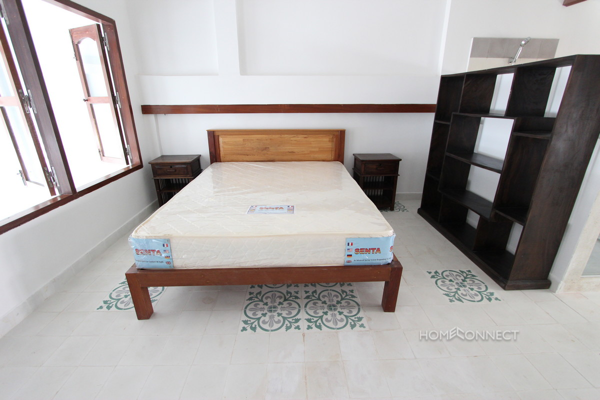 Renovated 2 Bedroom Apartment Near the Riverside | Phnom Penh