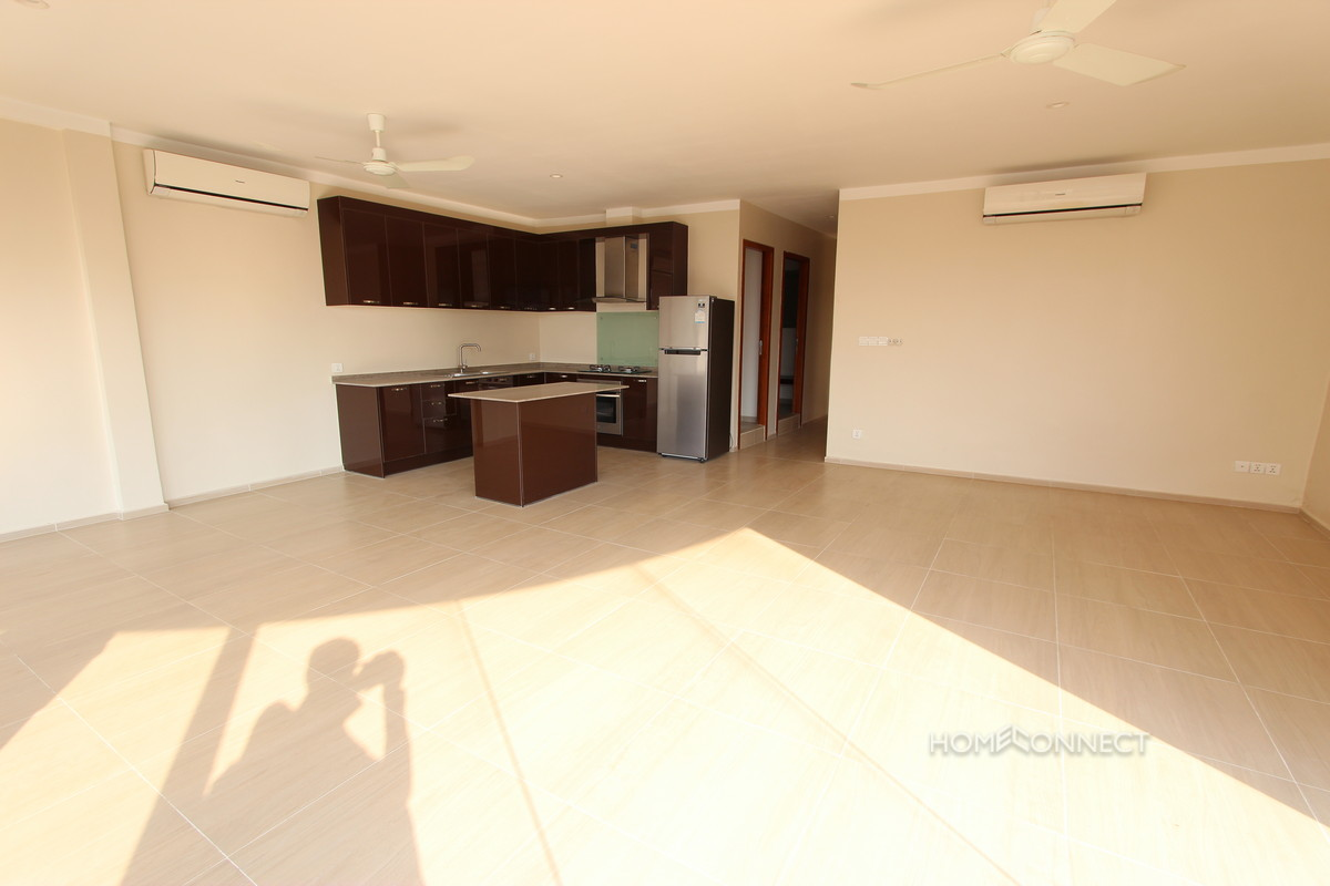 Newly Renovated 3 Bedroom Apartment Close to Riverside | Phnom Penh